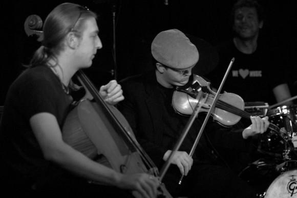 Cornelius Thiem & Christopher Huber - Live @ Wuppertal (Germany)